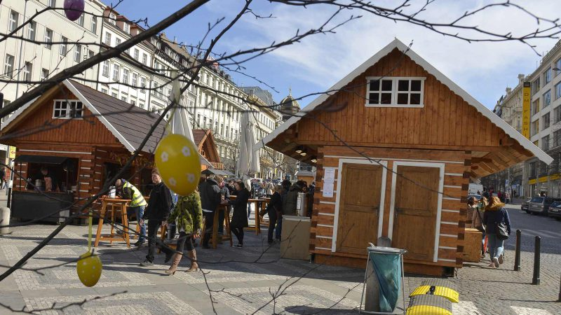 Václavské Velikonoce 2015