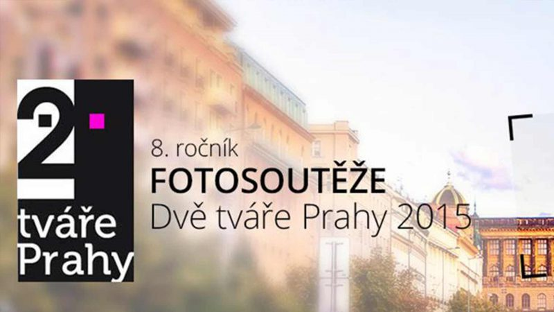 TWO FACES OF PRAGUE PHOTOGRAPHIC COMPETITION