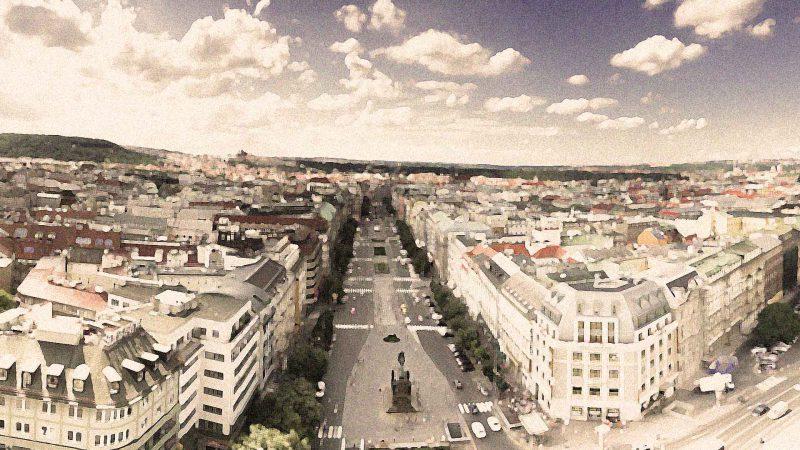 Výstava Václavské náměstí – výkladní skříň metropole