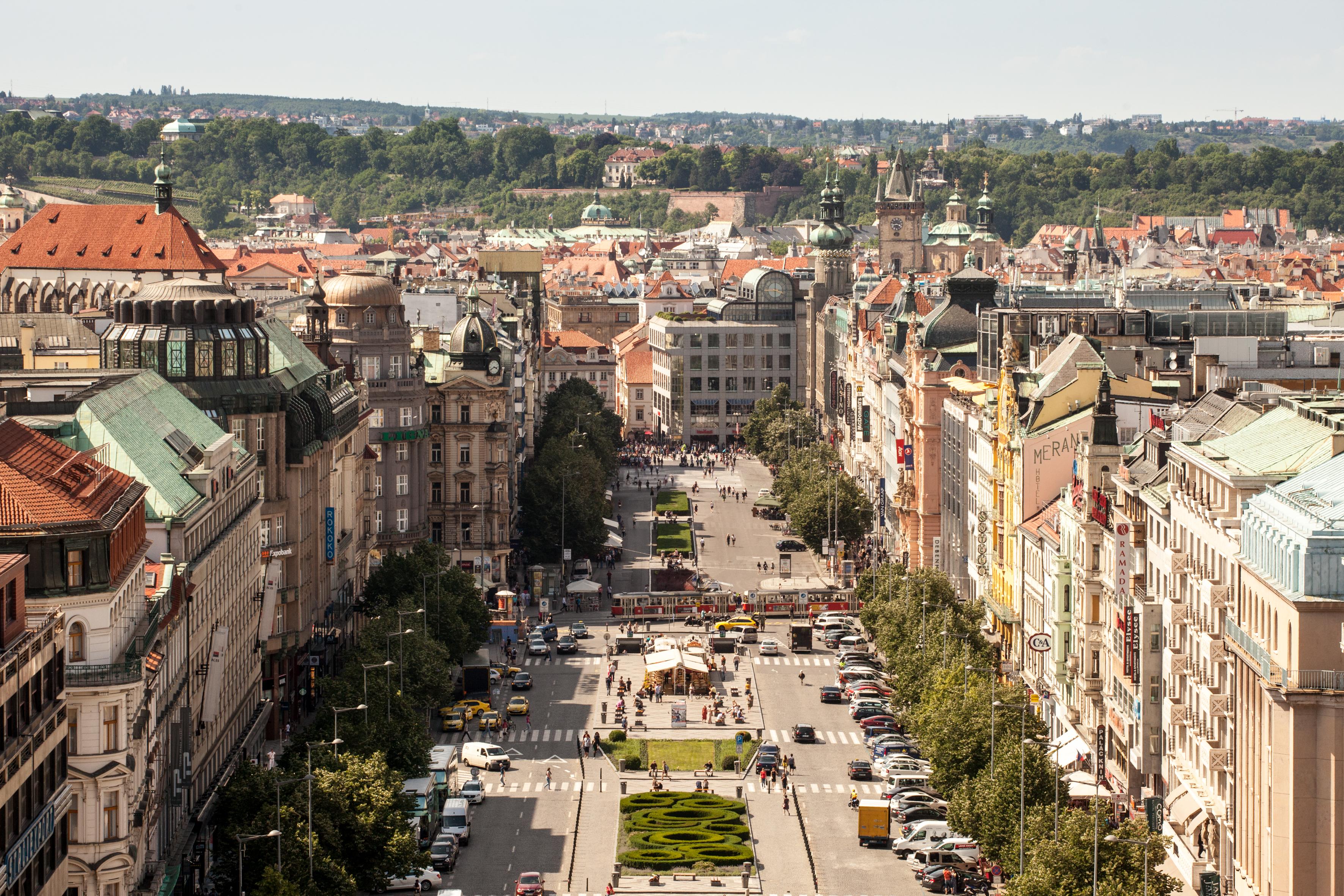 Václavské náměstí se stává líhní úspěšných IT firem