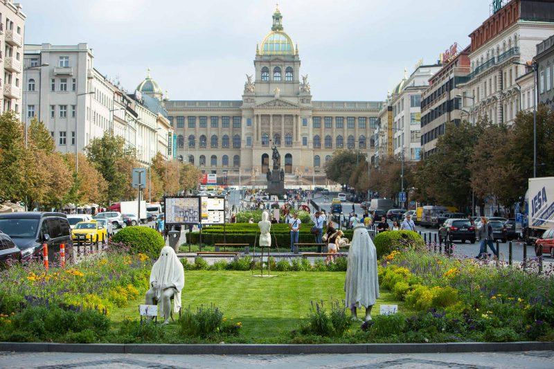 VáclavART – SOCHY NA VÁCLAVÁKU 4. 9. – 1. 10. 2018