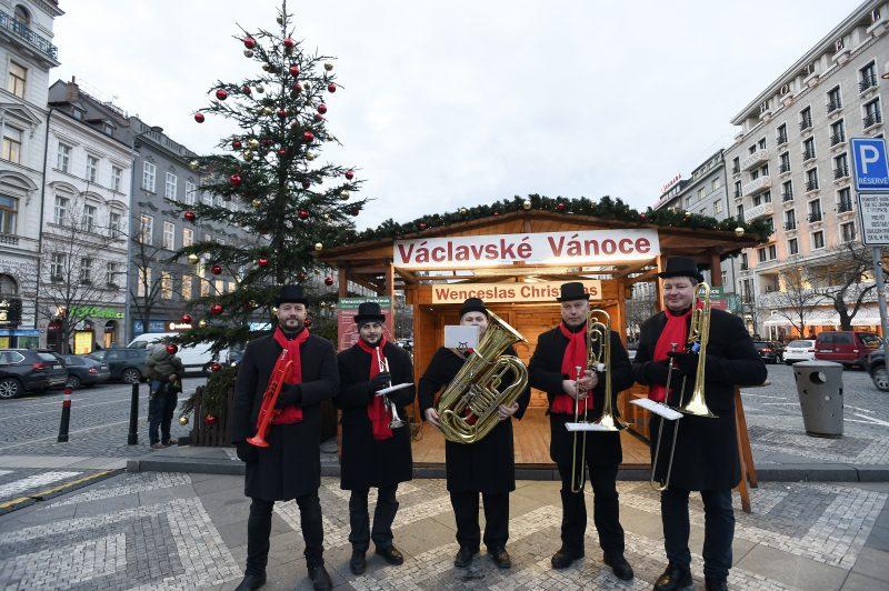Václavské Vánoce 2019
